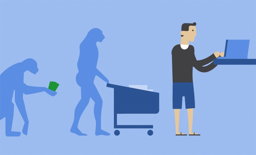 Evolution of Ecommerce