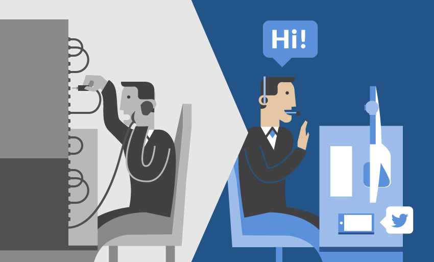 Evolution of Contact Center