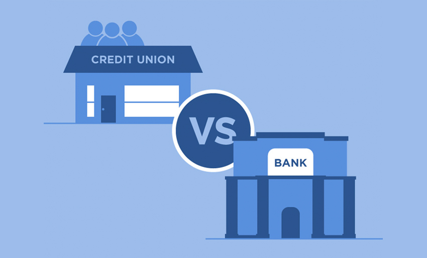4 Major Differences Between Banks & Credit Unions